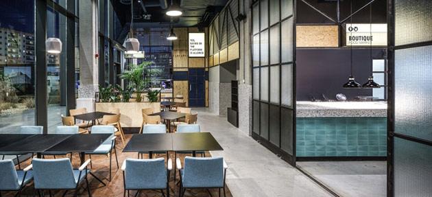 Thiết kế thi công nội thất nhà hàng thiet ke nha hang hien dai 18