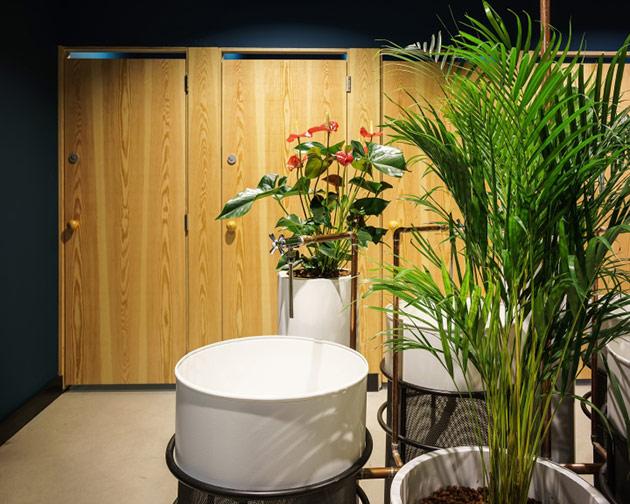 Thiết kế thi công nội thất nhà hàng thiet ke nha hang hien dai 19