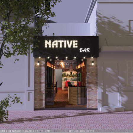 Native Bar – Huỳnh Thúc Kháng, Q.1, P.Bến Nghé, TP.HCM