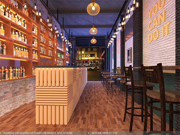 Native Bar – Huỳnh Thúc Kháng, Q.1, P.Bến Nghé, TP.HCM thiet ke noi that quan bar 5