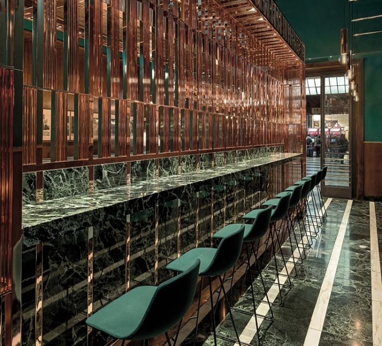 10 mẫu thiết kế nhà hàng nổi bật trên thế giới mau thiet ke noi that nha hang noi bat 10