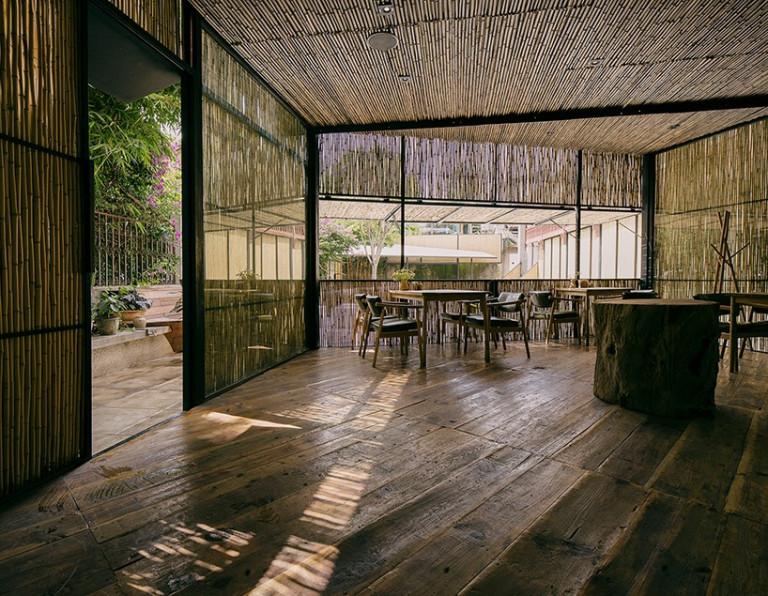 10 mẫu thiết kế nhà hàng nổi bật trên thế giới mau thiet ke noi that nha hang noi bat 4