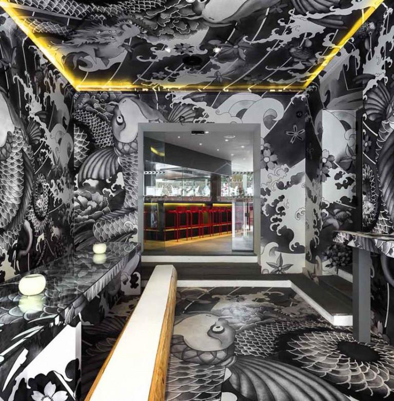 10 mẫu thiết kế nhà hàng nổi bật trên thế giới mau thiet ke noi that nha hang noi bat 7