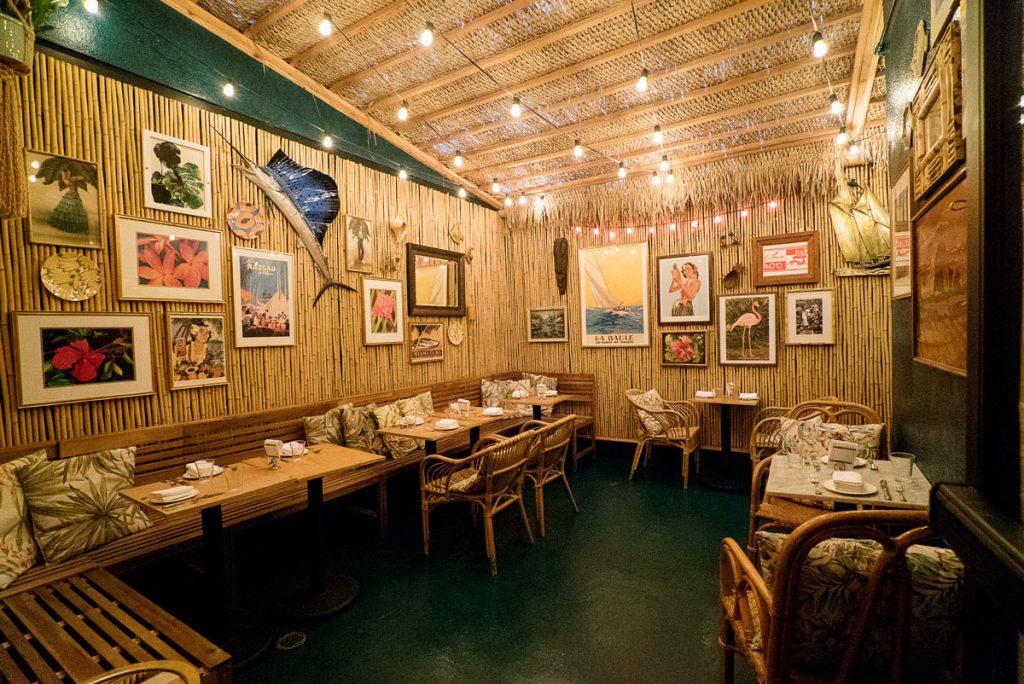 Leo's Oyster Bar - Nhà hàng phong cách nhiệt đới vô cùng ấn tượng thiet ke nha hang phog cach nhiet doi 4