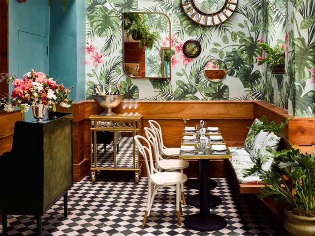 Leo's Oyster Bar - Nhà hàng phong cách nhiệt đới vô cùng ấn tượng thiet ke nha hang phog cach nhiet doi 6