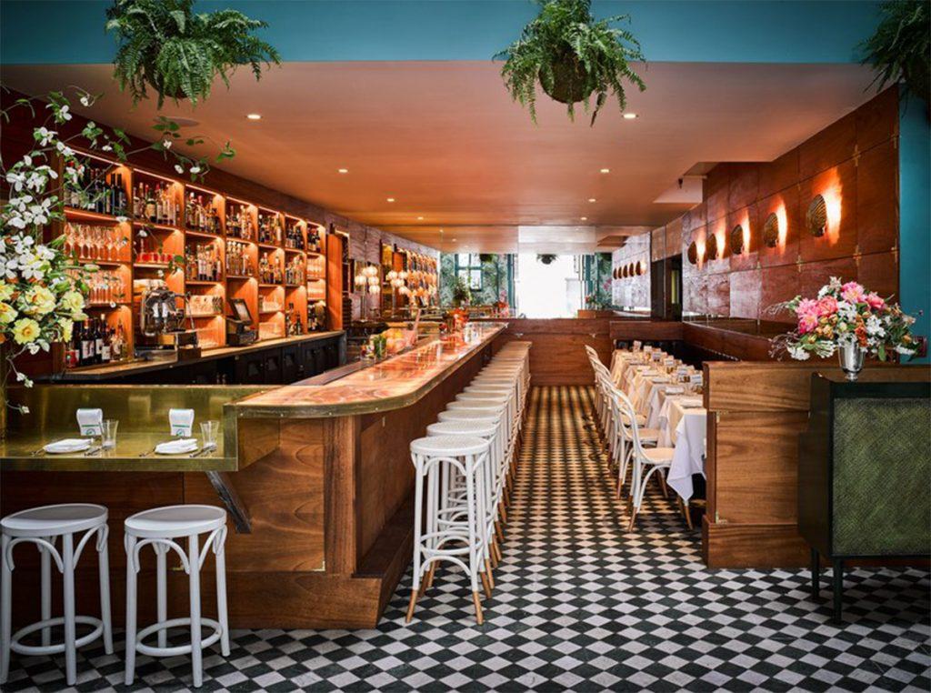 Leo's Oyster Bar - Nhà hàng phong cách nhiệt đới vô cùng ấn tượng thiet ke nha hang phog cach nhiet doi 7