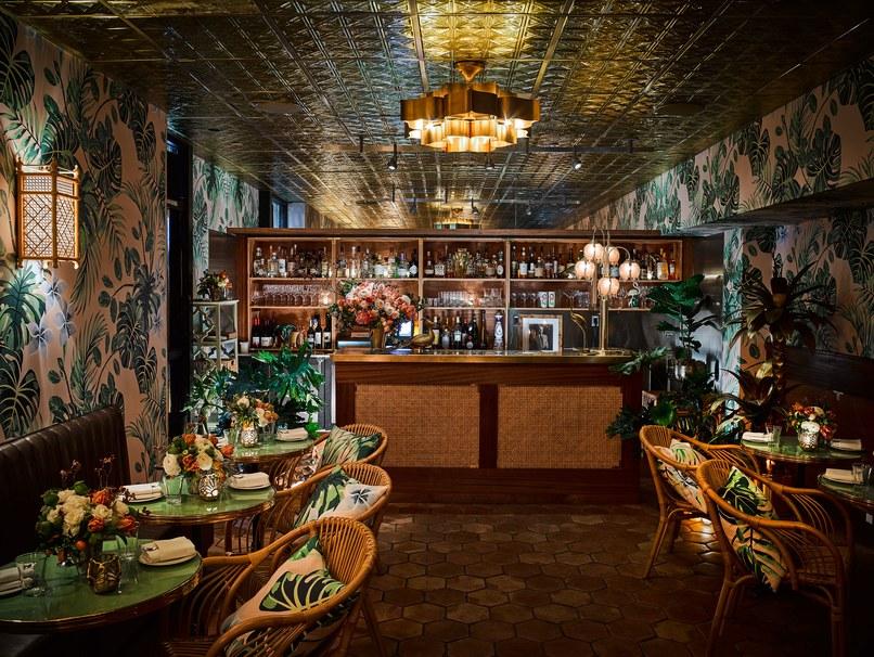 Leo's Oyster Bar - Nhà hàng phong cách nhiệt đới vô cùng ấn tượng thiet ke nha hang phog cach nhiet doi 8