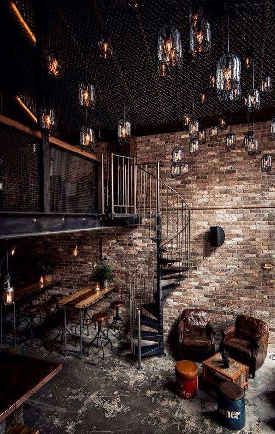 Thiết kế nội thất quán bar thiet ke noi that quan bar 7