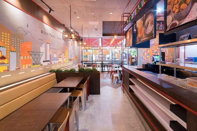 Thiết kế quán cafe vừa đẹp vừa chất thiet ke quan cafe dep chat 2