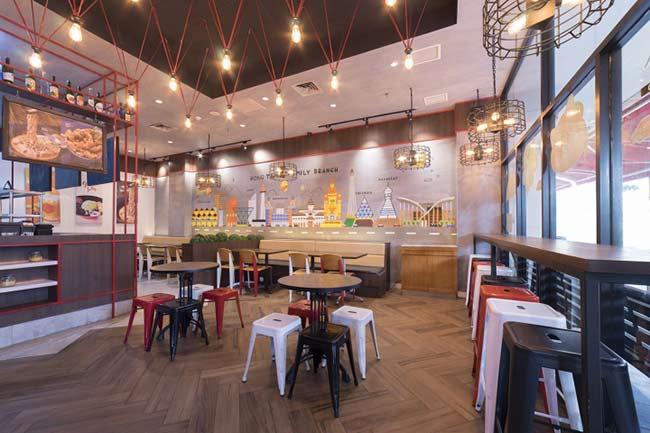 Thiết kế quán cafe vừa đẹp vừa chất thiet ke quan cafe dep chat 3