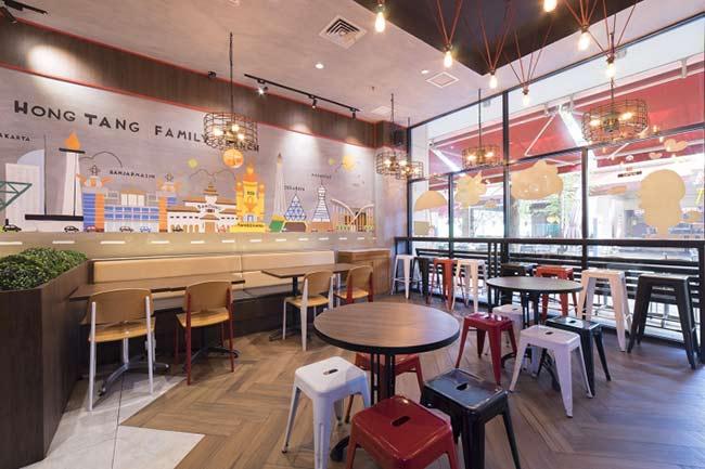 Thiết kế quán cafe vừa đẹp vừa chất thiet ke quan cafe dep chat 4