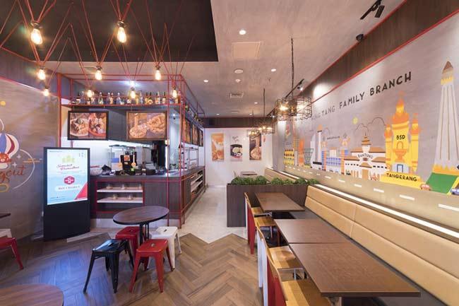 Thiết kế quán cafe vừa đẹp vừa chất thiet ke quan cafe dep chat 5