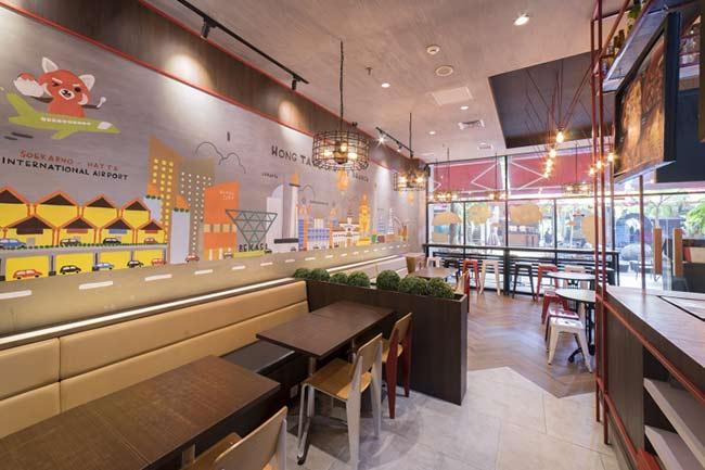 Thiết kế quán cafe vừa đẹp vừa chất thiet ke quan cafe dep chat 7
