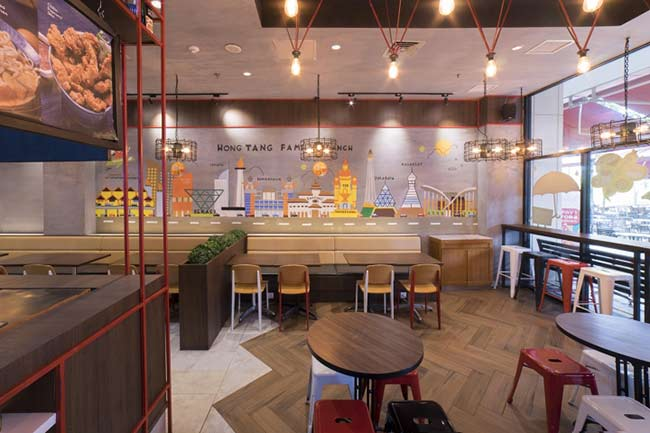 Thiết kế quán cafe vừa đẹp vừa chất thiet ke quan cafe dep chat 8