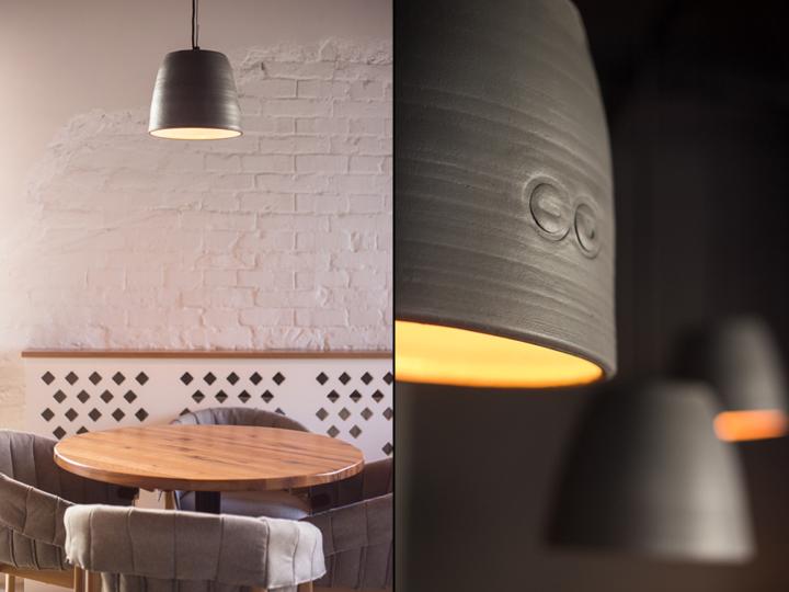 Ý tưởng thiết kế quán cafe độc đáo với nội thất gỗ ấm cúng thiet ke quan cafe noi that go 8