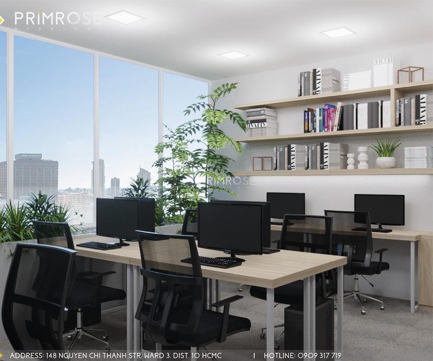 Văn phòng công ty MUBADA thiet ke van phong lam viec 5
