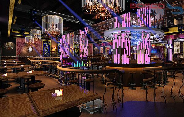 Thiết kế thi công nội thất bar chuyên nghiệp tu van thiet ke noi quan bar