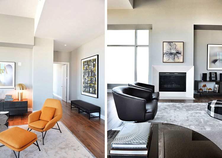 """""""Ngẩn ngơ"""" trước căn hộ thiết kế phong cách hiện đại đẹp đến từng chi tiết can ho phong cach hien dai 3"""