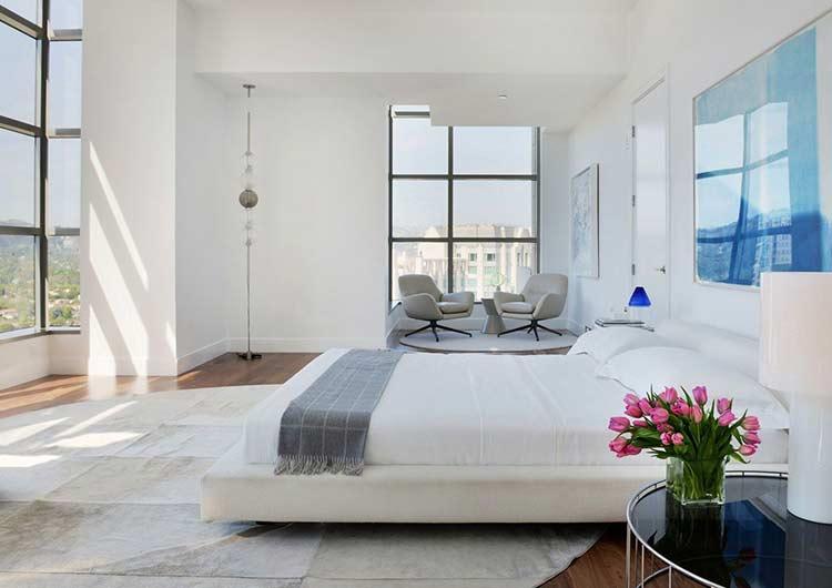 """""""Ngẩn ngơ"""" trước căn hộ thiết kế phong cách hiện đại đẹp đến từng chi tiết can ho phong cach hien dai 6"""