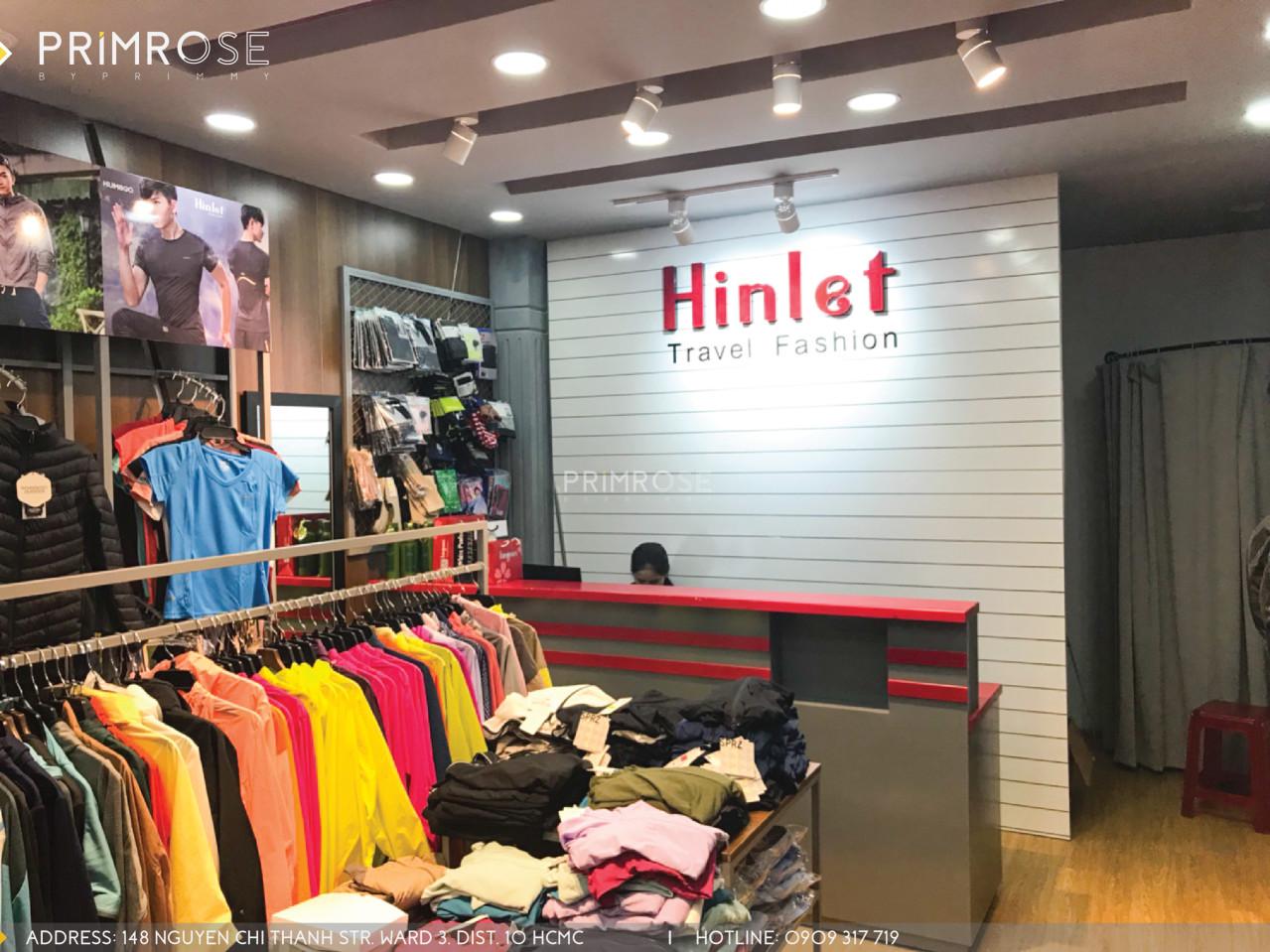 Hinlet – Cửa hàng thời trang thể thao đẳng cấp