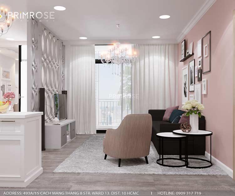 Thiết kế nội thất căn hộ chung cư Riva Park - Quận 4 thiet ke can ho hien dai 18