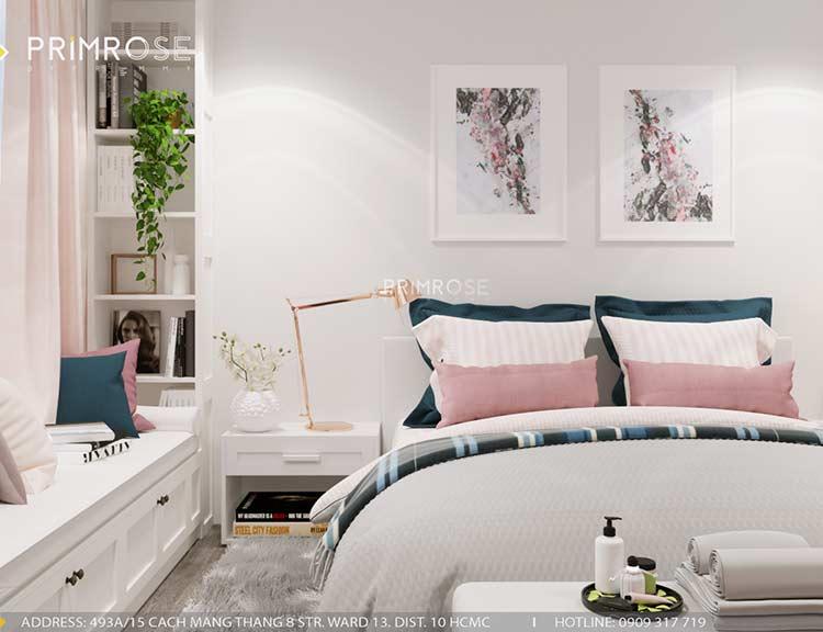 Thiết kế nội thất căn hộ chung cư Riva Park - Quận 4 thiet ke can ho hien dai 19