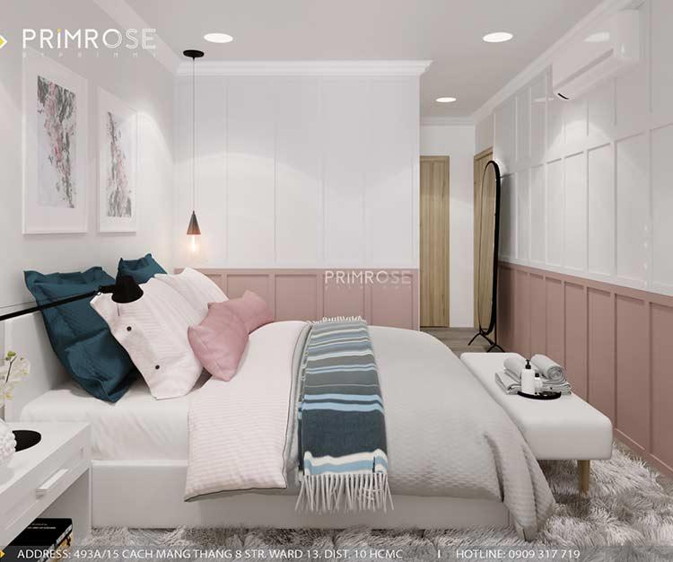 Thiết kế nội thất căn hộ chung cư Riva Park - Quận 4 thiet ke can ho hien dai 2