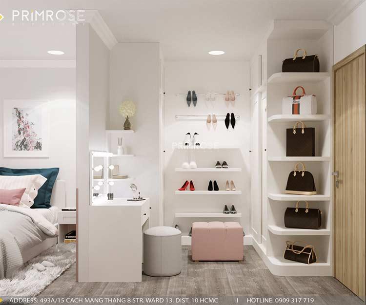 Thiết kế nội thất căn hộ chung cư Riva Park - Quận 4 thiet ke can ho hien dai 3