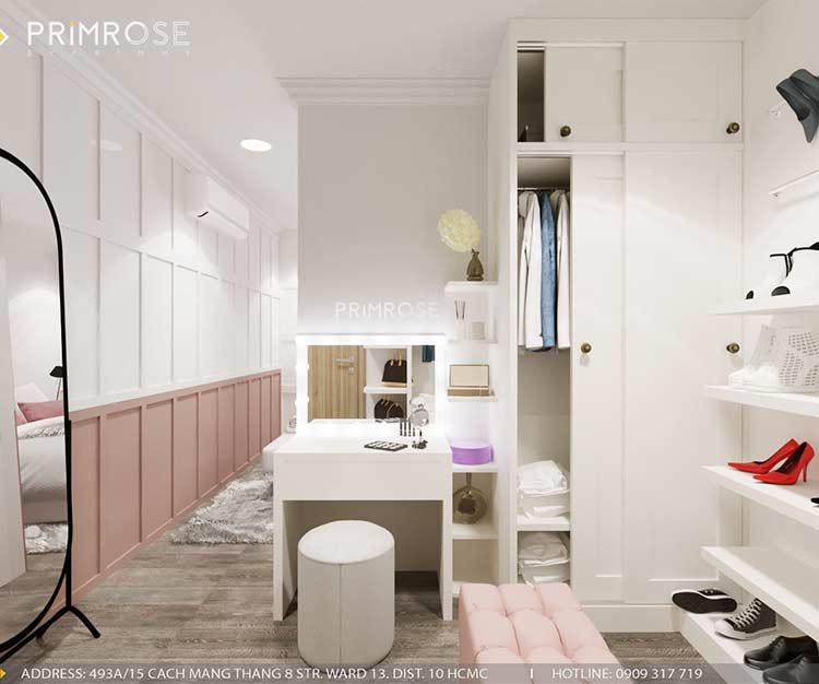 Thiết kế nội thất căn hộ chung cư Riva Park - Quận 4 thiet ke can ho hien dai 5