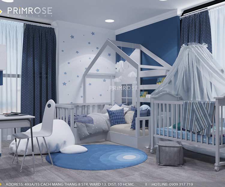 Thiết kế nội thất căn hộ chung cư Riva Park - Quận 4 thiet ke can ho hien dai 9
