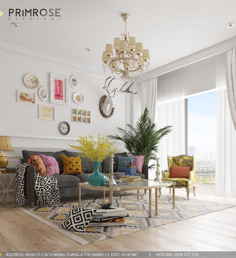 Electric Style – Phong cách thiết kế nội thất căn hộ hiện đại thiet ke can ho phong cach chiet trung 2