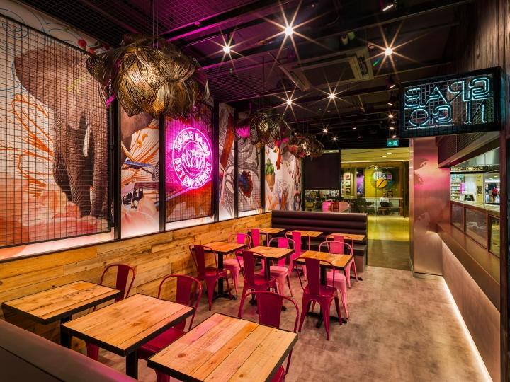Thiết kế nhà hàng Thái thiet ke nha hang Thai 3