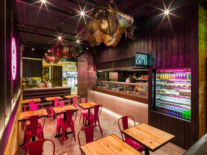 Thiết kế nhà hàng Thái thiet ke nha hang Thai 4