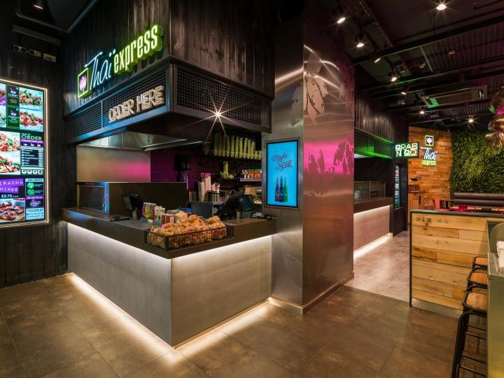 Thiết kế nhà hàng Thái thiet ke nha hang Thai 5