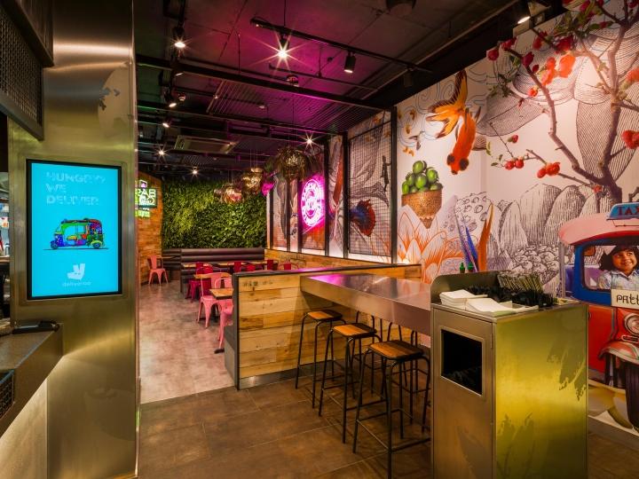 Thiết kế nhà hàng Thái thiet ke nha hang Thai 6