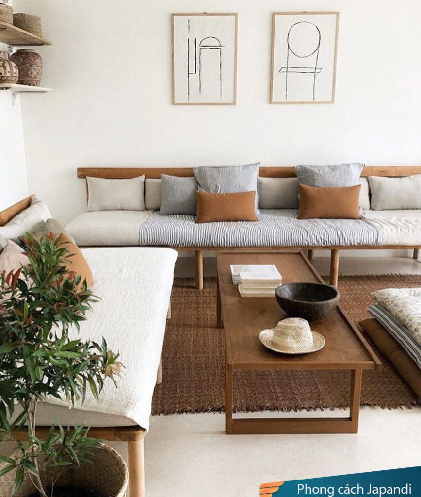 Japandi - Phong cách thiết kế nội thất nổi bật 2018 thiet ke noi that can ho hien dai 1 1