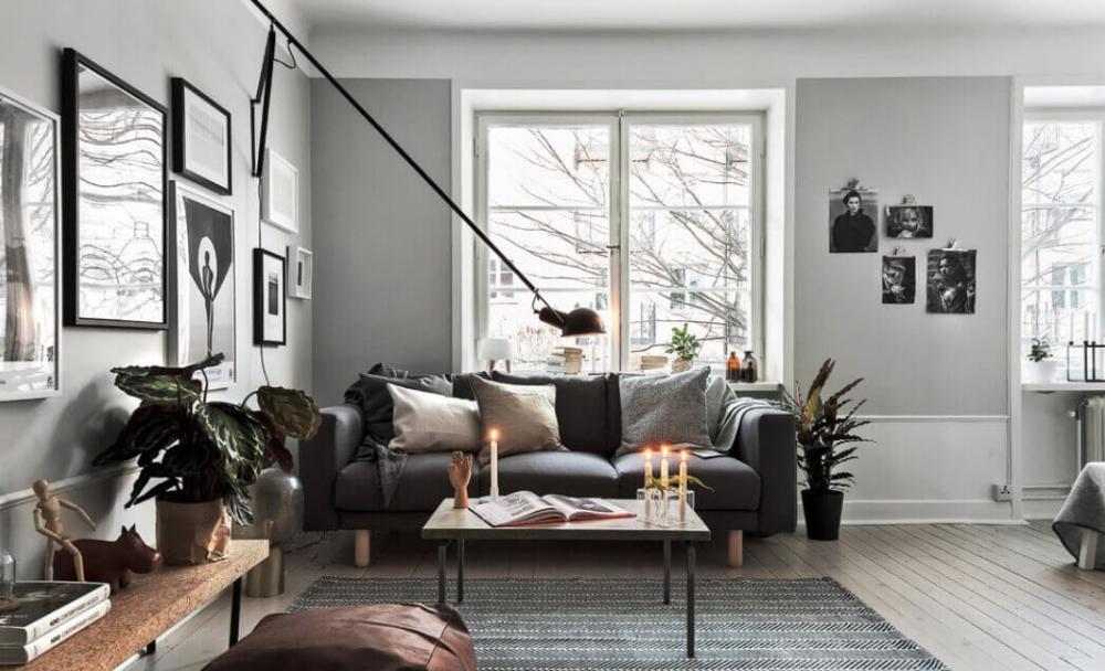 Japandi - Phong cách thiết kế nội thất nổi bật 2018 thiet ke noi that can ho hien dai 3 1