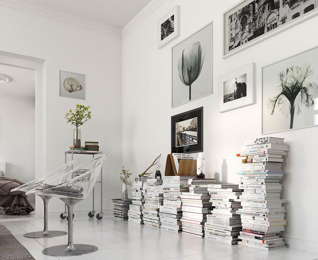 Thiết kế nội thất căn hộ phong cách Bắc Âu thiet ke noi that phong cach Bac Au 6
