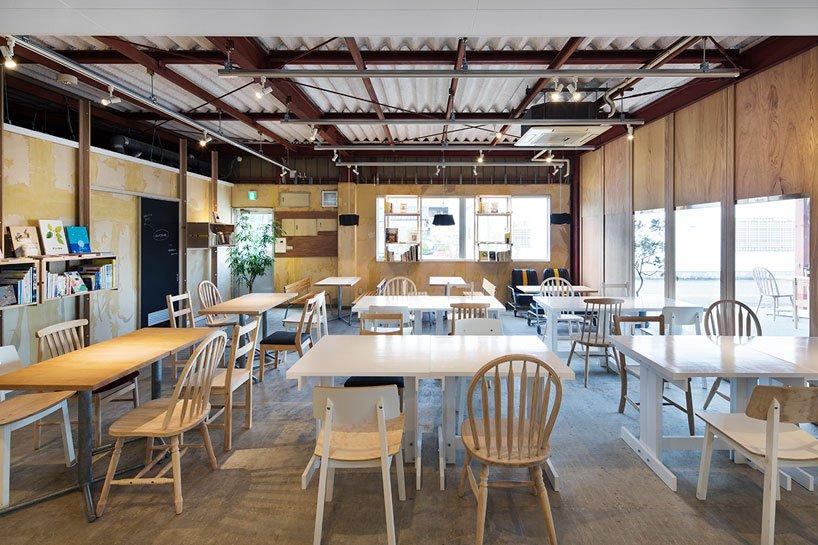Cafe sách - Bắt kịp xu hướng kinh doanh hiện đại thiet ke quan cafe sach 2