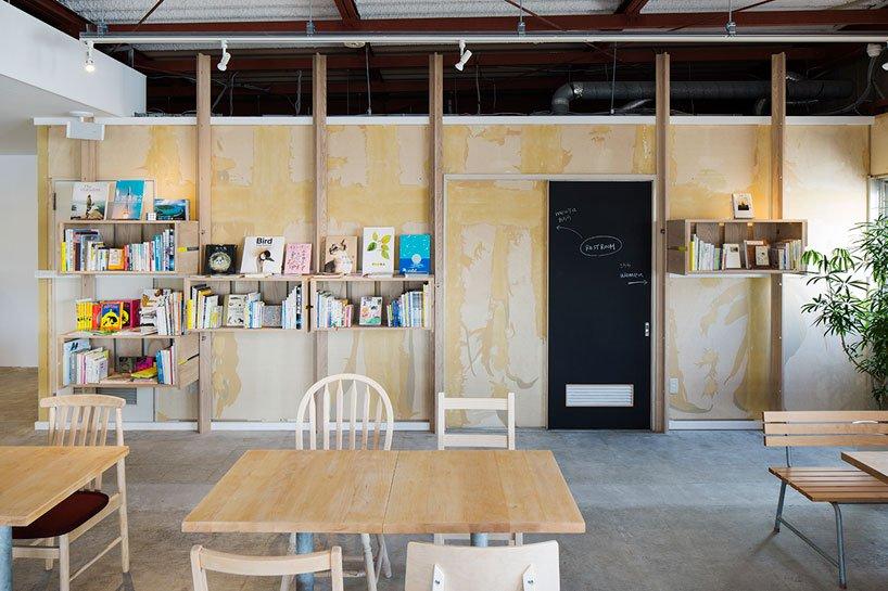 Cafe sách - Bắt kịp xu hướng kinh doanh hiện đại thiet ke quan cafe sach 6