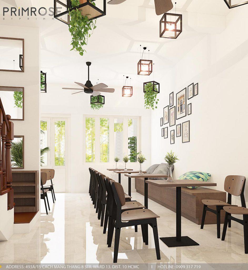 Thiết kế cafe văn phòng – Nguyễn Huy Tưởng, Bình Thạnh thiet ke quan cafe van phong 7