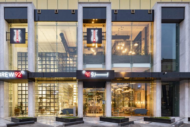 Không gian nội thất quán cafe – Nơi gửi gắm cảm xúc của khách hàng. xu huong thiet ke quan cafe 2