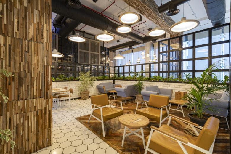 Không gian nội thất quán cafe – Nơi gửi gắm cảm xúc của khách hàng. xu huong thiet ke quan cafe 4