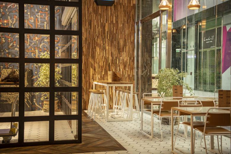 Không gian nội thất quán cafe – Nơi gửi gắm cảm xúc của khách hàng. xu huong thiet ke quan cafe 5