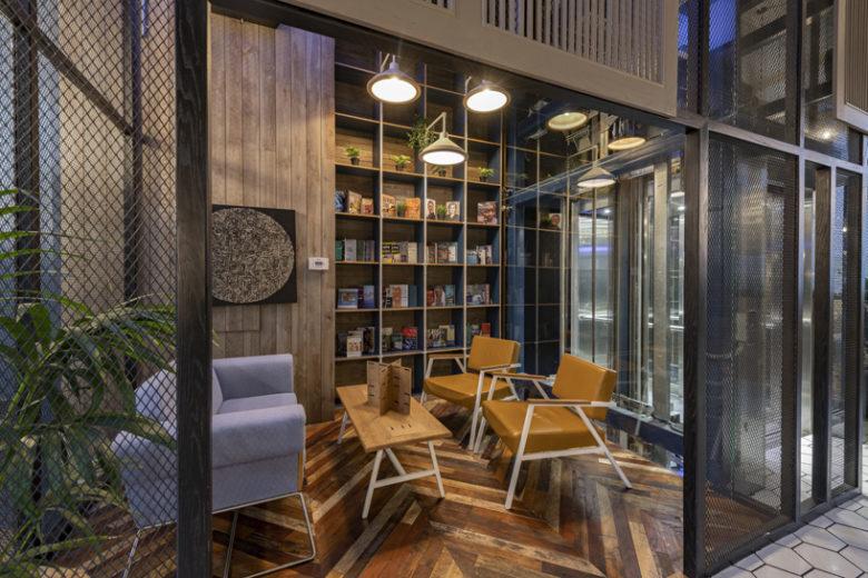 Không gian nội thất quán cafe – Nơi gửi gắm cảm xúc của khách hàng. xu huong thiet ke quan cafe 8