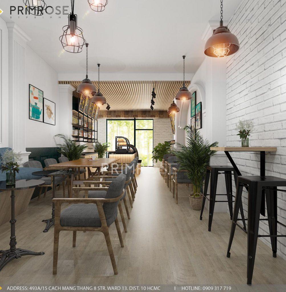Thiên Bakery - Tam Bình, Thủ Đức, HCM thiet ke noi that cua hang banh ngot 1