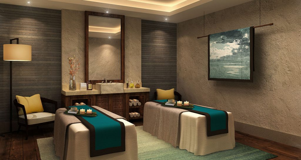 Thiết kế thi công nội thất Spa chuyên nghiệp spa