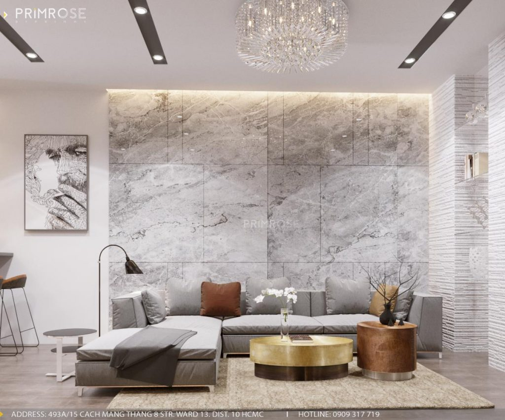 Thiết kế nội thất nhà phố phong cách hiện đại sang trọng thiet ke noi that nha pho 6