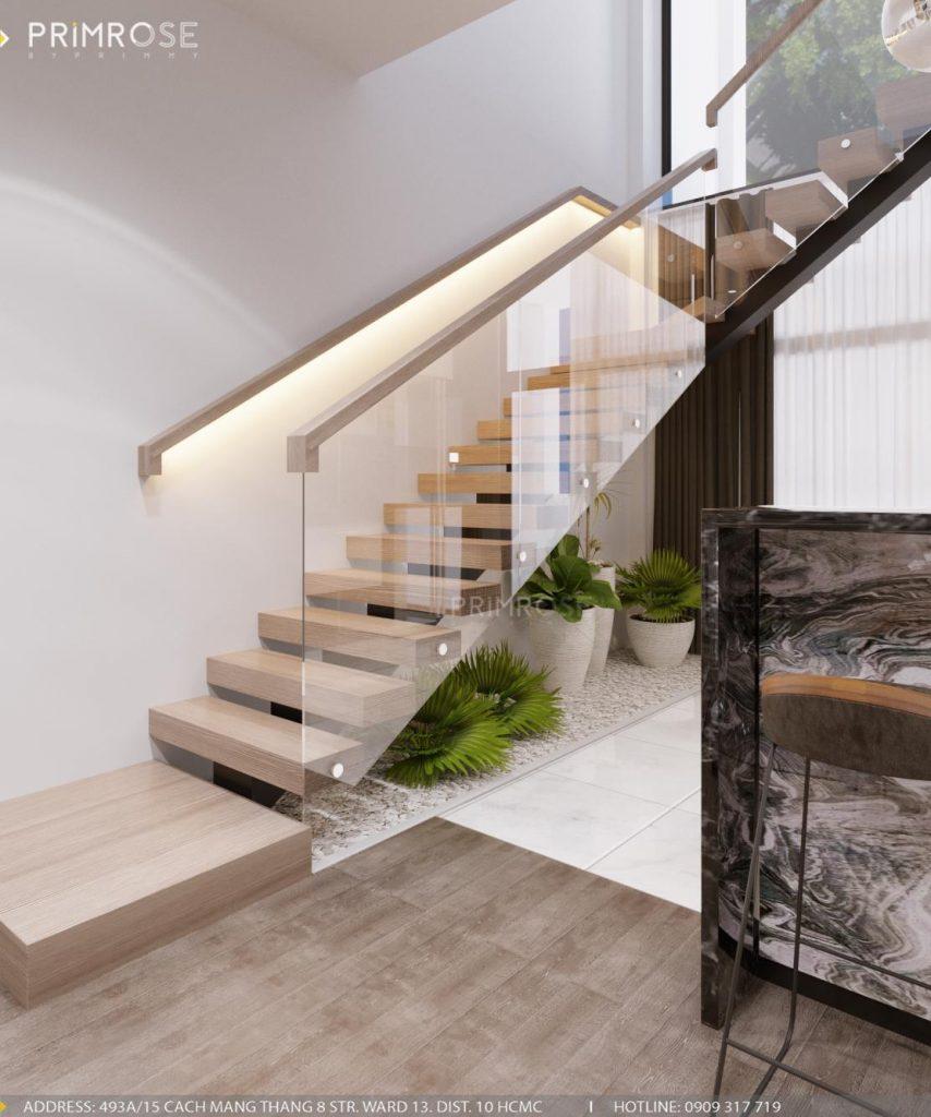 Thiết kế nội thất nhà phố phong cách hiện đại sang trọng thiet ke noi that nha pho 7