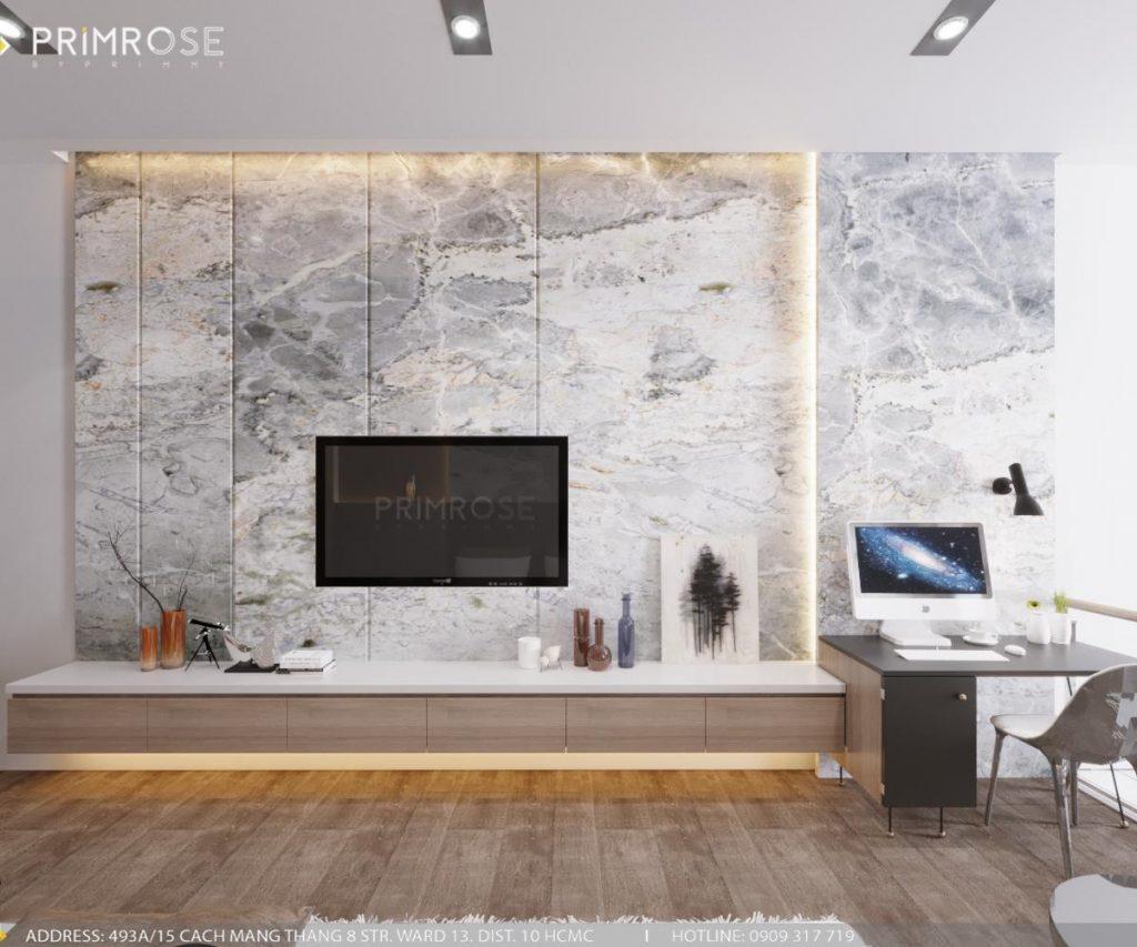 Thiết kế nội thất nhà phố phong cách hiện đại sang trọng thiet ke noi that nha pho 9